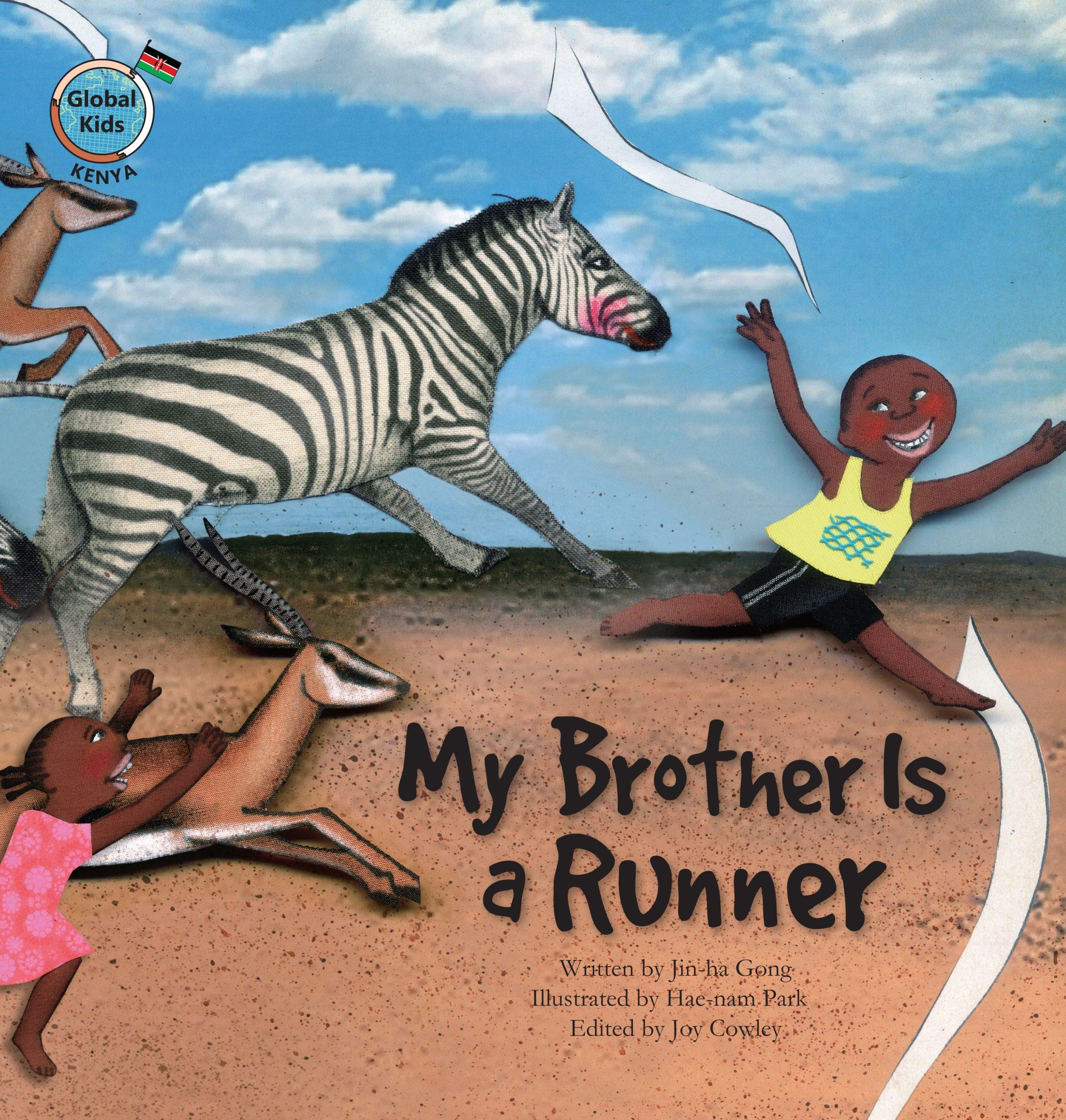 Kenya My Brother Is a Runner