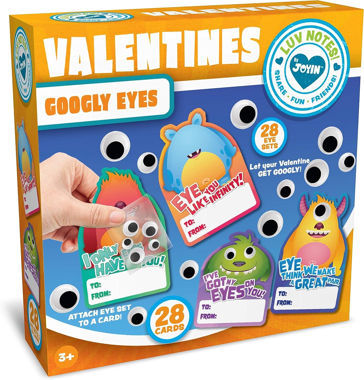 20 Kids Classroom Valentines-Kids Valentine Cards-Crayon Valentine Card-Valentine Party Favor-Valentines Day Card Set-Valentines Pack of 20