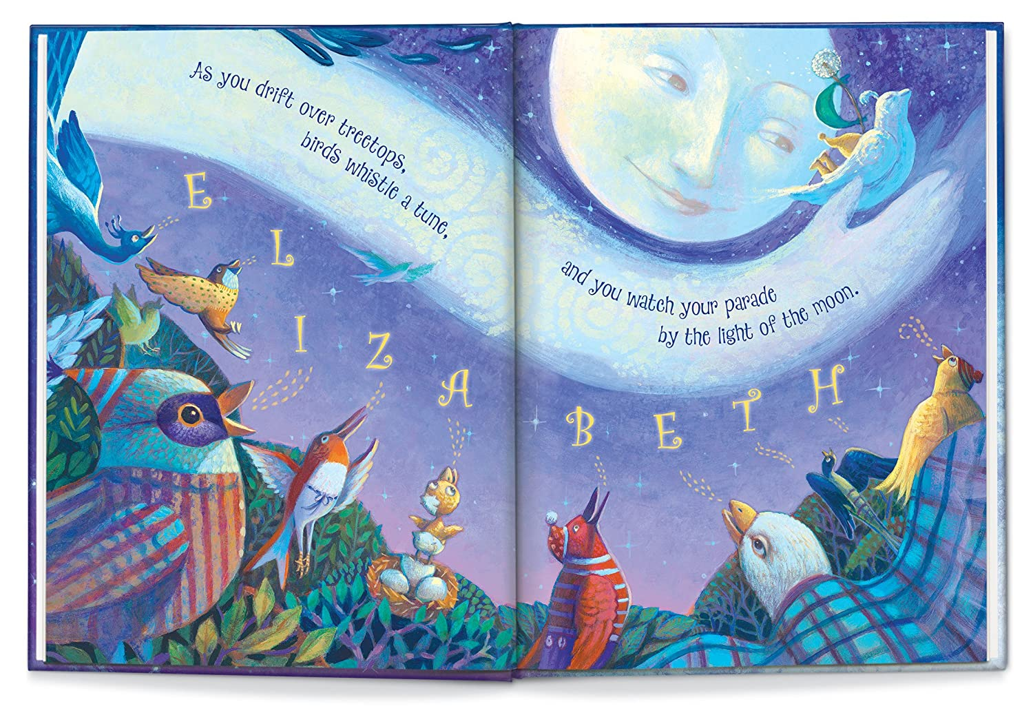 Amazon.com : Goodnight Little Me Personalized Storybook: I See Me ...