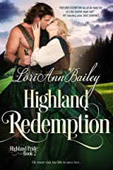 Highland Redemption (Highland Pride Book 2) Kindle Edition