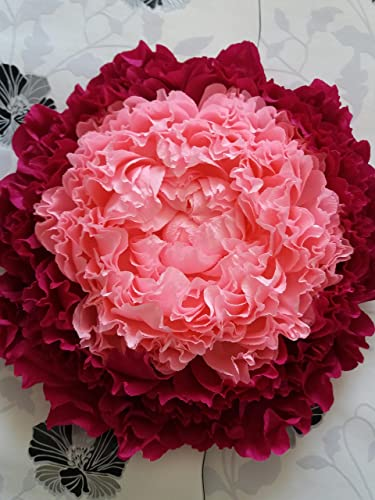 Giant crepe paper peonylarge crepe paper flowerswedding decoration giant crepe paper peonylarge crepe paper flowerswedding decorationhome decor mightylinksfo