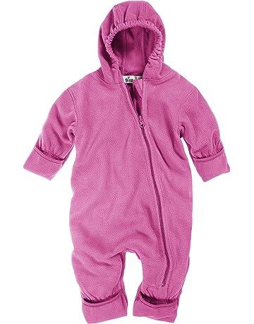 ea1275c679872 Playshoes Unisex Kid's Fleece-Overall' Coat