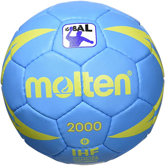 MOLTEN Balón Balonmano 2000 Talla 0: Amazon.es: Deportes y aire libre