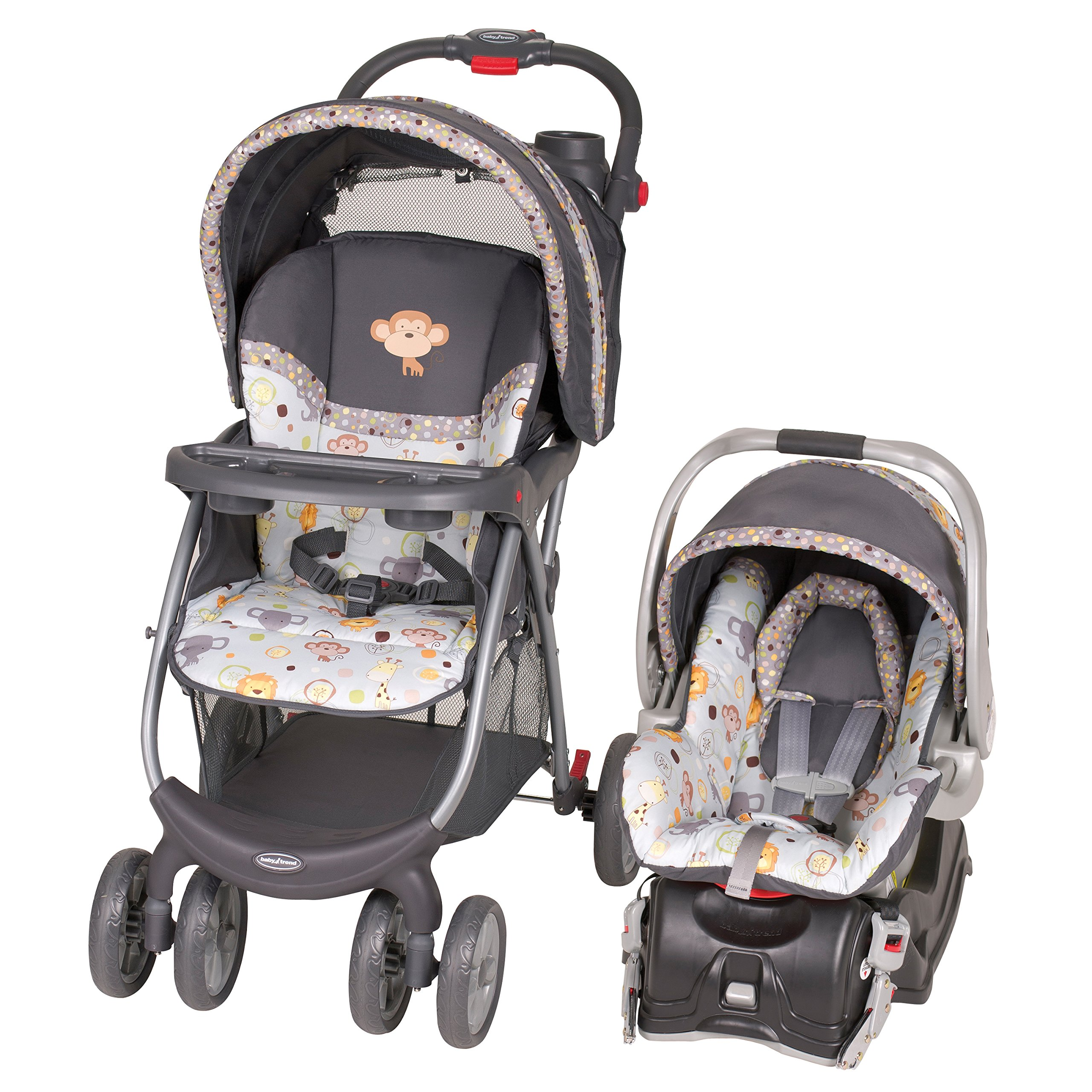 Baby Trend Envy Travel System, Bobble Heads by Baby Trend
