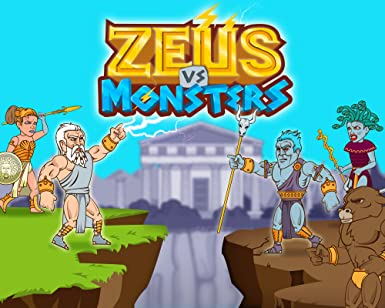 Zeus vs Monsters - Math Game for kids [PC Download]: Amazon co uk