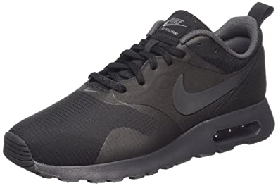 Nike Nike Air Max Tavas, Herren Sneakers, Schwarz (All Black), 45 EU