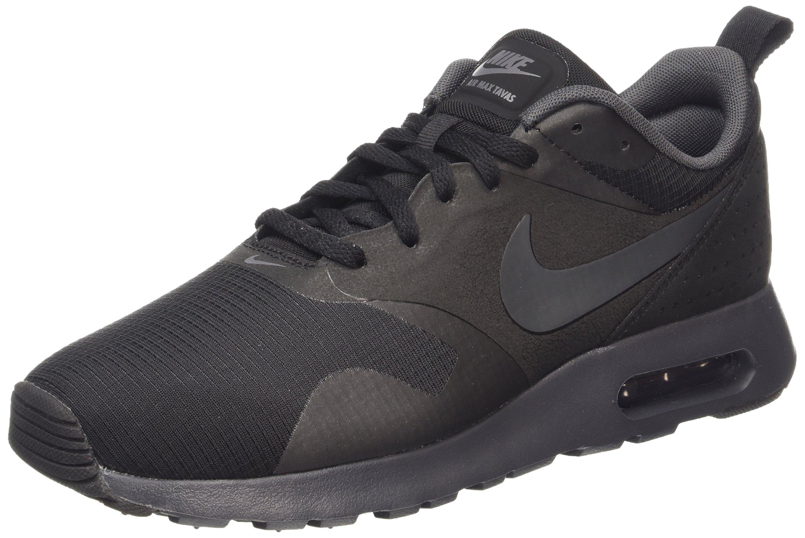 promo code 49058 a48c8 Galleon - Nike Mens Air Max Tavas Black Anthracite Black Running Shoe 11 Men  US
