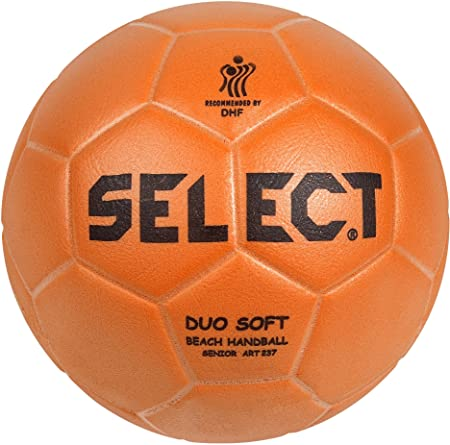 SELECT Beachhandball Duo Soft Beach - Pelota de Balonmano (Infantil, Playa)