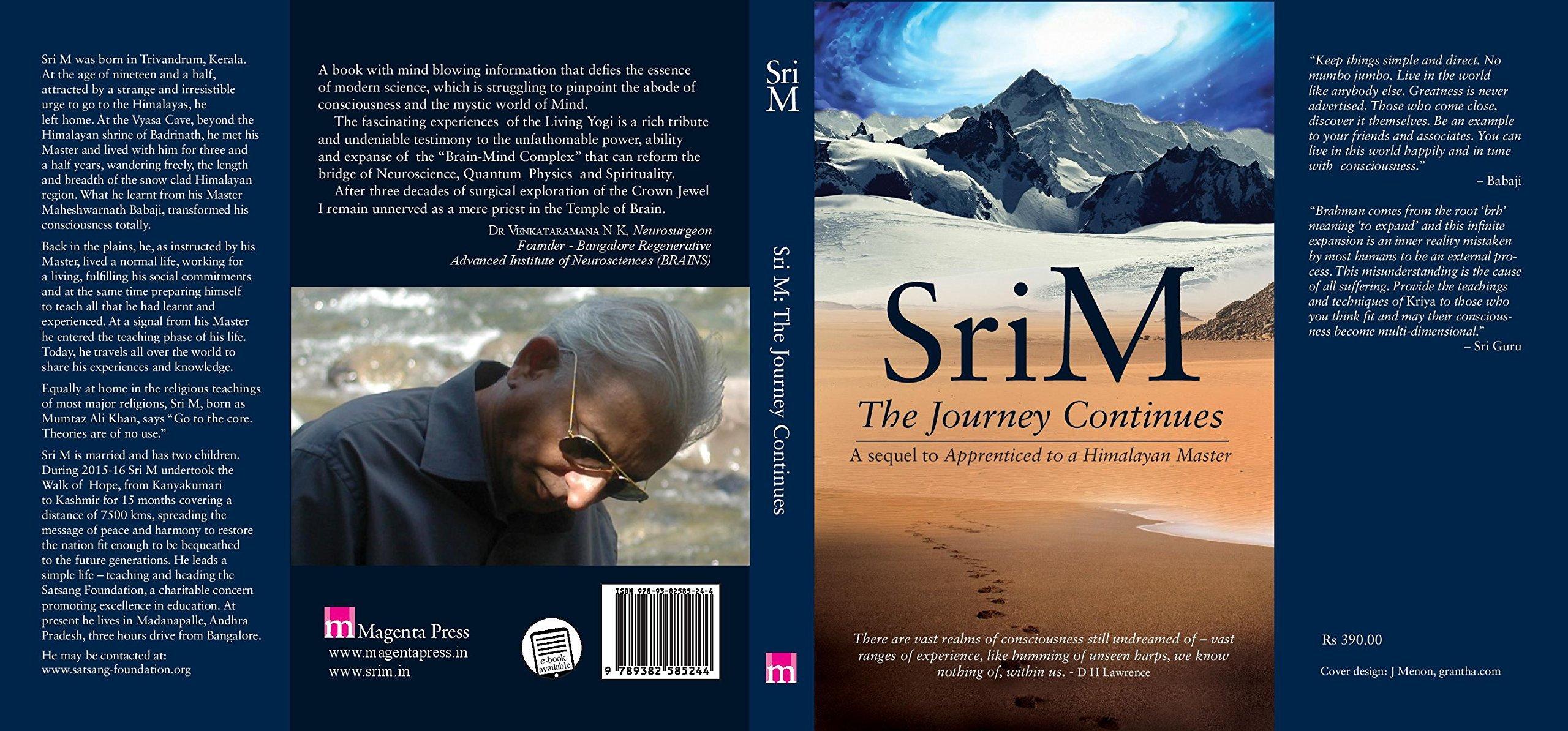 apprenticed to a himalayan master a yogis autobiography of a yogi