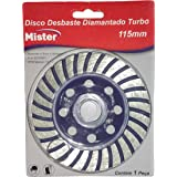 Disco Desbaste Diamantado 115mm Mister