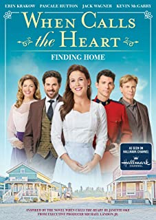 Book Cover: When Calls The Heart: Finding Home