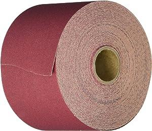 3M Red Abrasive Stikit Sheet Roll, 01685, P180, 2-3/4 in x 25 yd