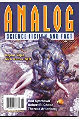 Analog Science Fiction and Fact, May 2015 Single Issue Magazine