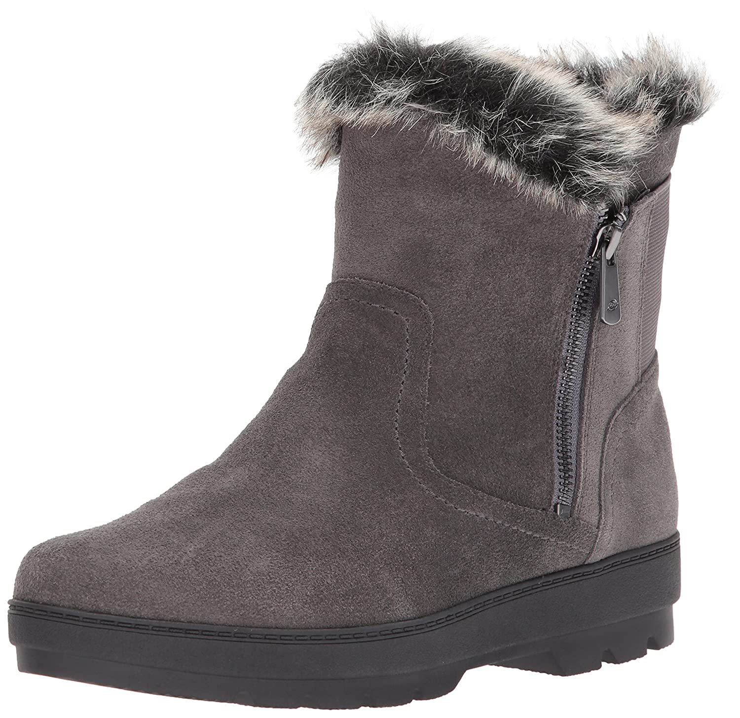 Easy Spirit Women's Adabelle Ankle Boot B074MMGFFN 7.5 W US|Grey