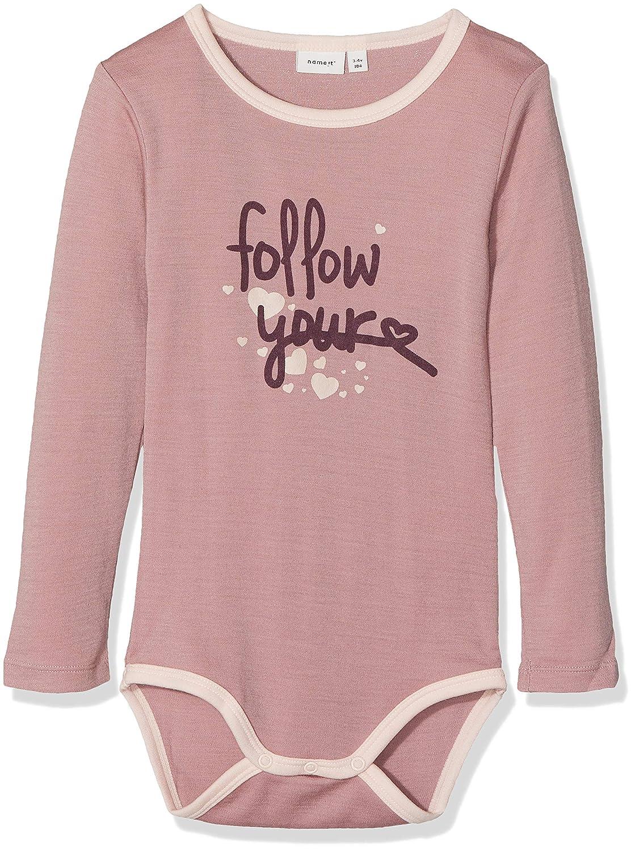 Name It Nmfwillit Wool LS Body Noos Ghette Bimba