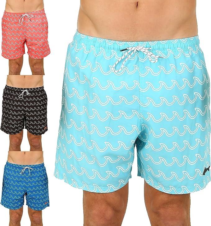 Amazon.com: UZZI Bimini Traje de baño para hombre: Clothing