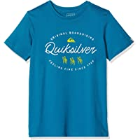 QUIKSILVER Wave Slaves T-Shirt Boys Camiseta de Manga