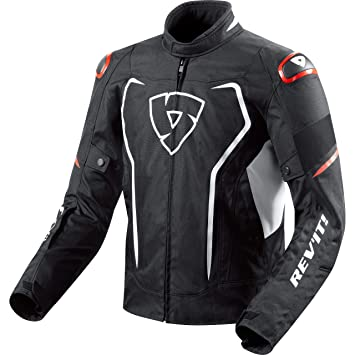 Chaqueta de moto Vertex H2O de Revit, impermeable: Amazon.es ...