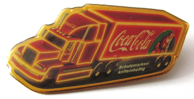 Coca-Cola Weihnachts Truck 1999 Pin 50 x 40 mm