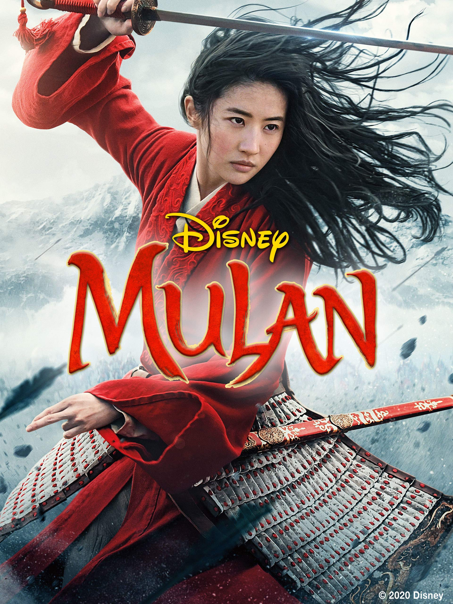 Watch Mulan 4k Uhd Prime Video