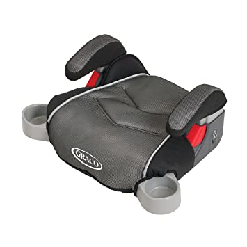 Amazon.com : Graco Backless TurboBooster Car Seat, Galaxy, One Size ...