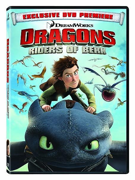 c50f232bb3af Amazon.com  Dragons  Riders of Berk  Jay Baruchel