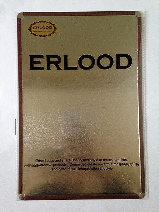 Amazon.com: ERLOOD Tin Signs Vintage Wall Retro Metal Bar Pub Poster American Craft Beer Week 12 X 8: Posters & Prints