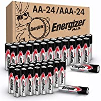 Deals on 48-Ct Energizer MAX AA Batteries & AAA Batteries Combo Pack
