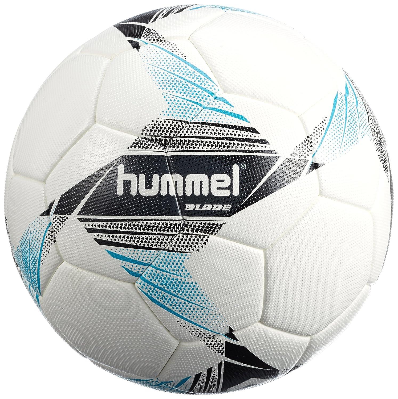 Hummel Fußball Blade 2015 White/Black/Methyl Blue 5 91-793-9323