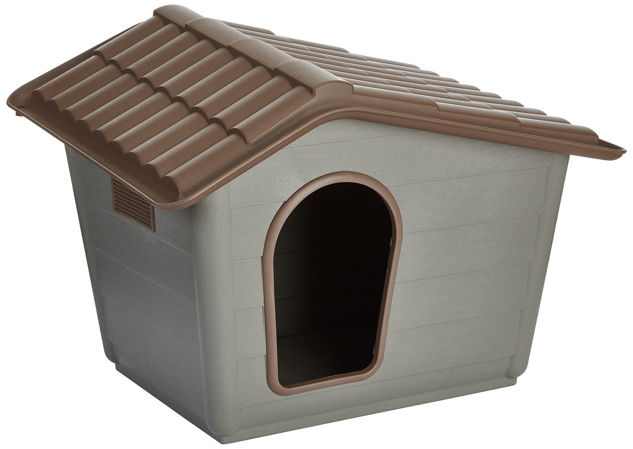 Rosewood Nayeco P100010Eco Mini Kennel, 41x 60x 50cm, Green