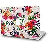 StarStruck Coque Rigide MacBook Air 13 pouces A1369 / A1466 pour MacBook Air 13.3 (Fleur 8)