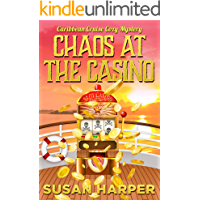 Chaos at the Casino (Caribbean Cruise Cozy Mystery Book 8)