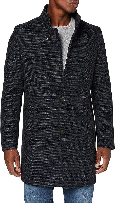 CINQUE Herren Cihilton Wollmischungs Mantel