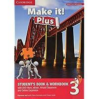 Make it! Plus level 3. Student's book-Workbook. Per la Scuola media. Con DVD-ROM. Con e-book. Con espansione online [Lingua inglese]: 1