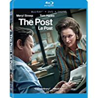 The Post (Bilingual) [Blu-ray + DVD + Digital Copy]