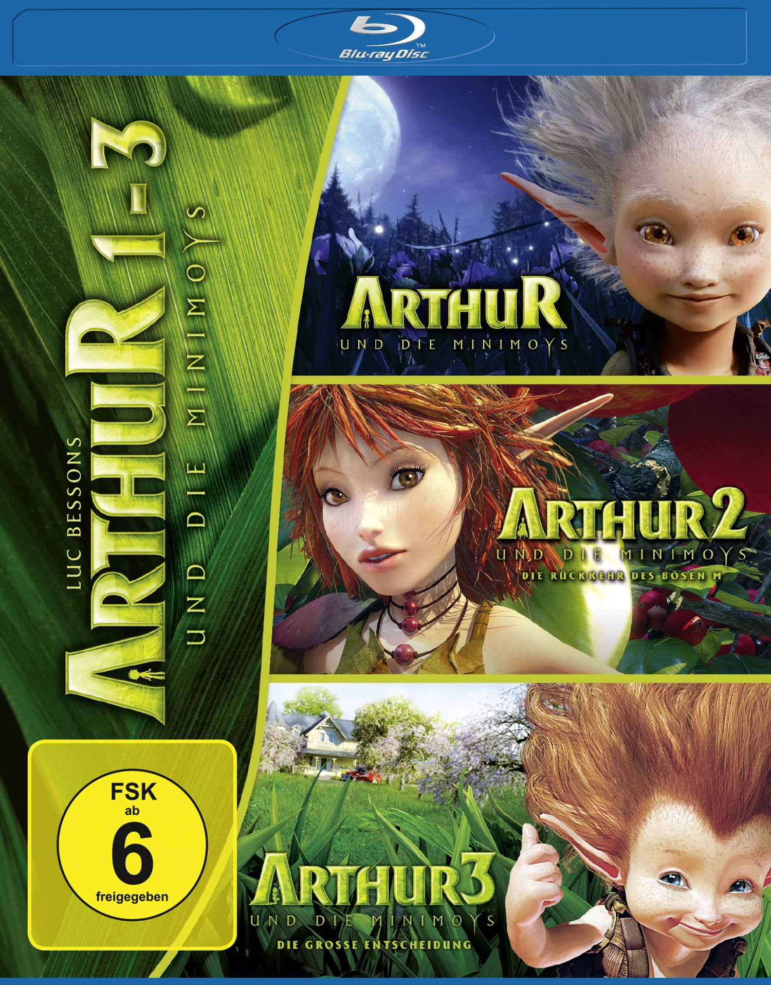 Arthur Die Minimoys 1 3 Mo Buy Online In Fiji At Desertcart