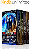 The Daniel Codex Boxed Set (Books 1-4): The Artifact Enigma, Artifact Of The Sky Gods, Artifact Of The True Patriot, Artifact Of The Guardians