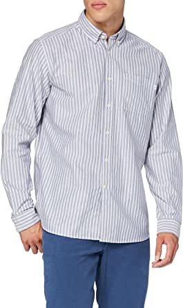 HKT by Hackett Hkt Oxford Wide Str Camisa para Hombre