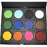 Mehron/Paradise Professional 12 Color Palette