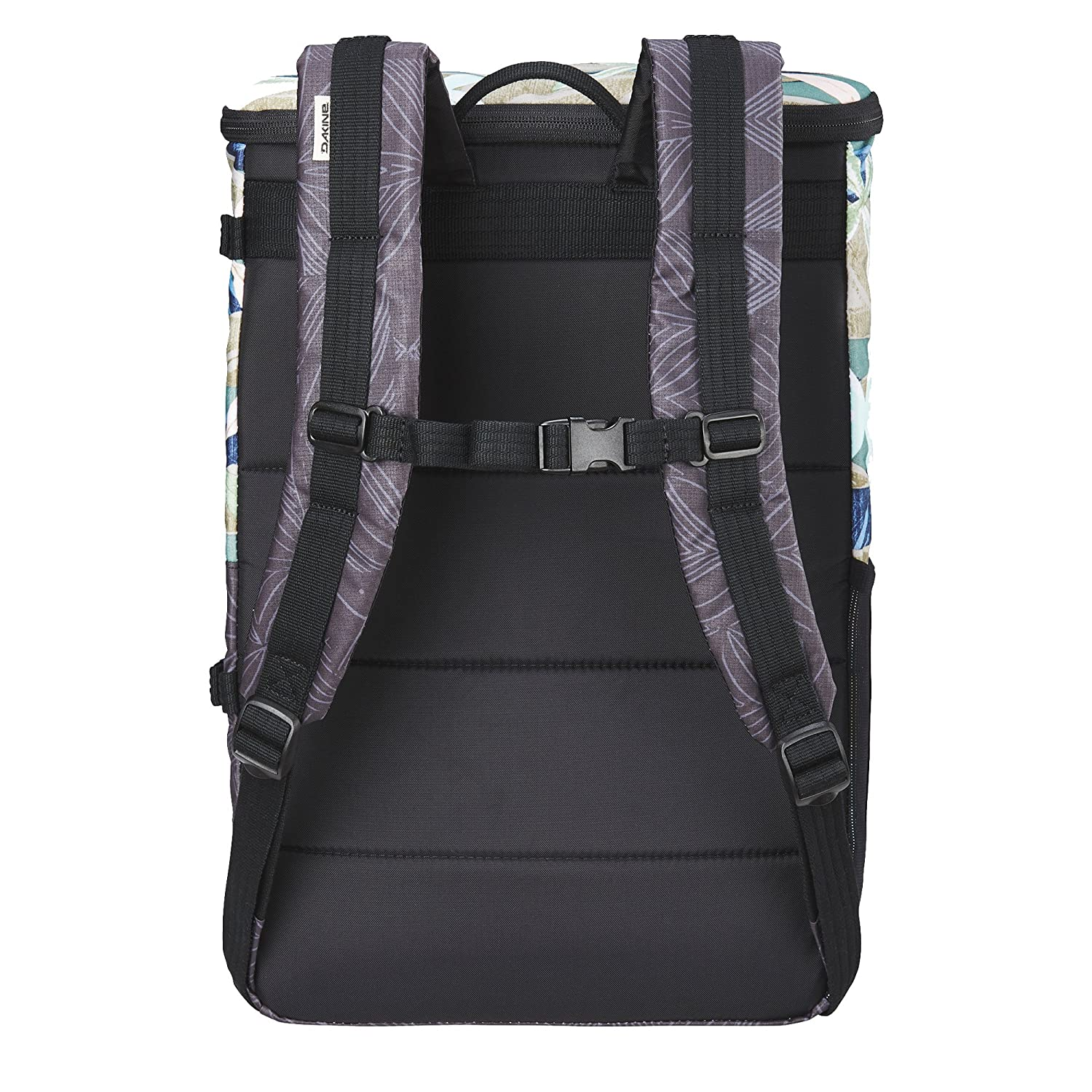 Amazon.com: Dakine Plate Lunch Section Wet/Dry 28L Backpack, Island Bloom, One Size: Sports & Outdoors