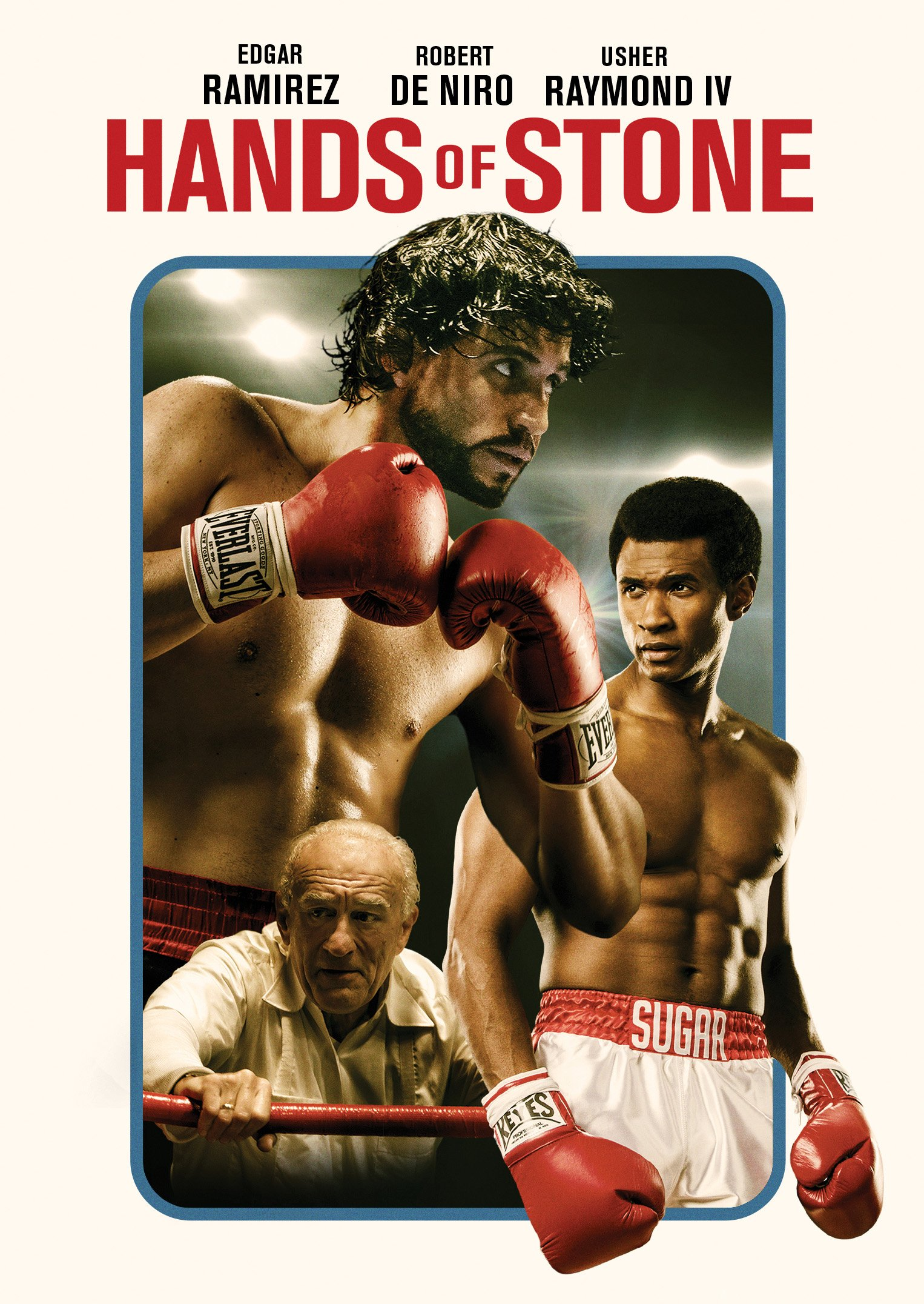 DVD : Hands of Stone (DVD)