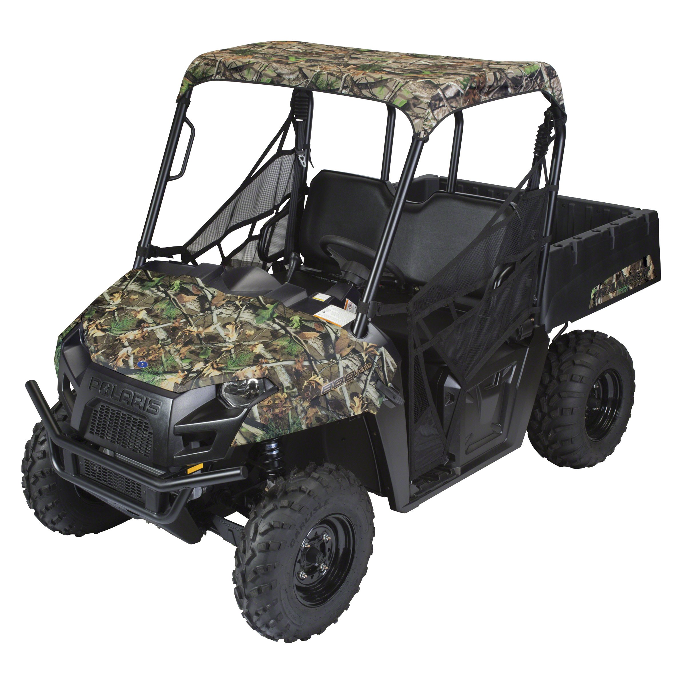 Classic Accessories 18-083-016001-00 Next Vista G1 Camo QuadGear UTV Roll Cage Top