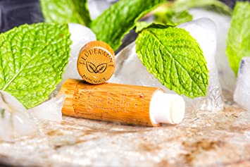 Handcrafted Organic Peppermint Lip Balm by Bee Bella 3W Clinic - Mask Sheet - Fresh Coenzyme Q10 - 10pcs