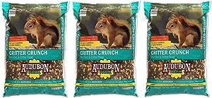 Audubon Park 12243 Critter Crunch Wild Bird and Critter Food, 45-Pounds