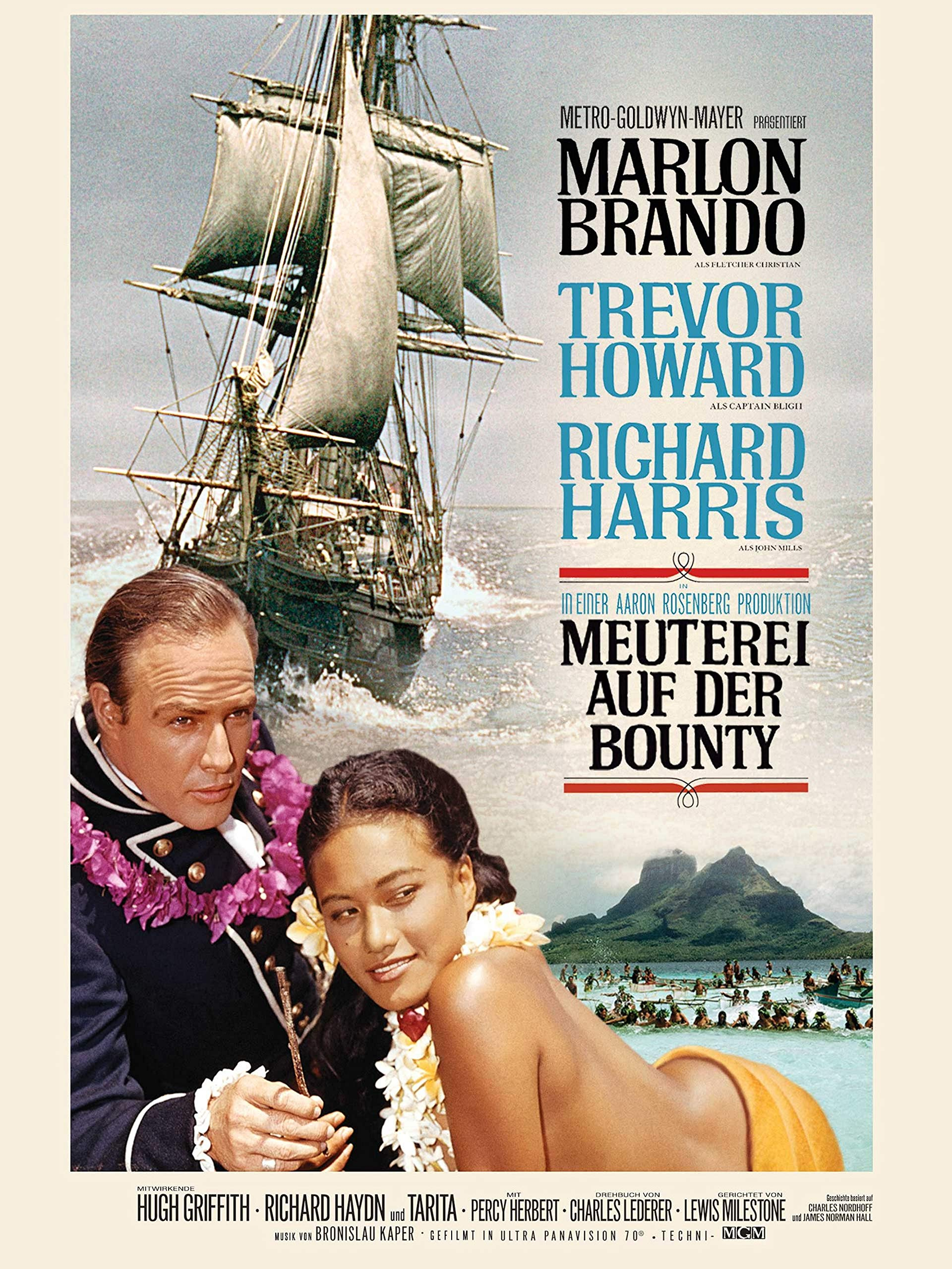 Amazon De Meuterei Auf Der Bounty 1962 Ansehen Prime Video