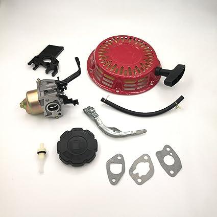 Amazon.com: shiosheng Compre carburador de arranque de ...