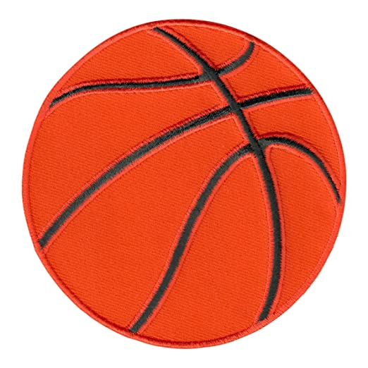 PatchMommy Pelota de Baloncesto Balón Parche Termoadhesivo ...