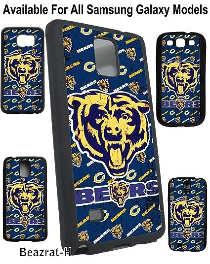 new arrival a2002 375d0 Amazon.com: Bears Samsung Galaxy s3 Galaxy s5 s6 s6 Edge case Galaxy ...