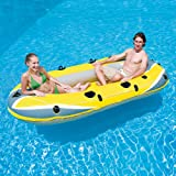 Ozark Trail Raft 4-Person Inflatable Boat with Grab Rope