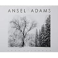 Image for Ansel Adams 2020 Wall Calendar